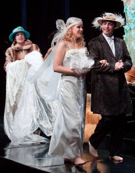 Peça: Vestido de Noiva